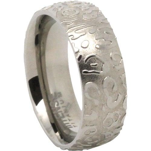 Jaguar Titanium Ring