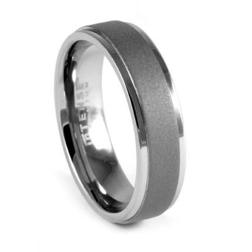 Dark Titanium ring