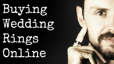 Buying Wedding Rings Online