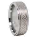 Celtic Tungsten Ring